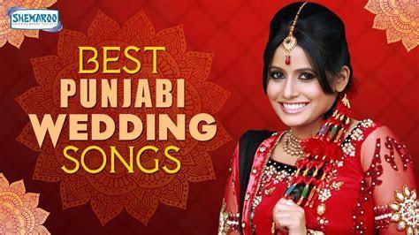 Best Punjabi Wedding Songs 2017   Miss Pooja   Mehndi And