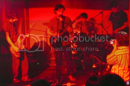 Catervas en Mao Bar, Lima - 07/12/2008