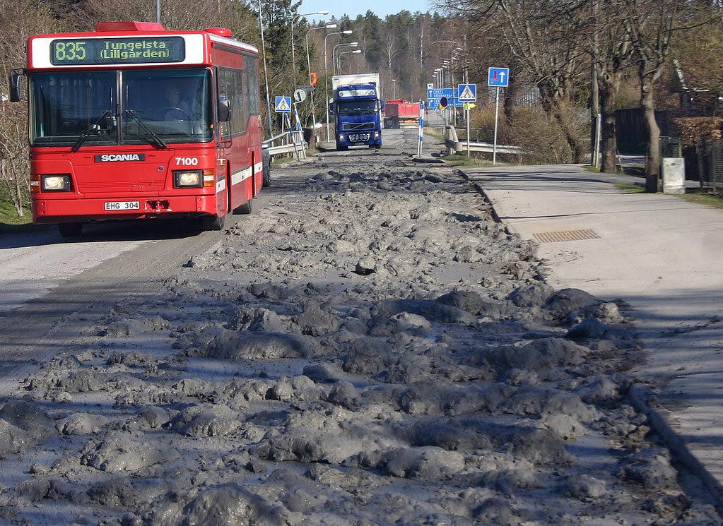 Muddy Road!