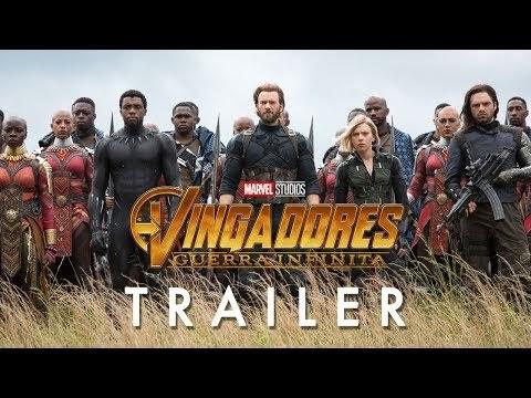 Vingadores: Guerra Infinita | Saiu novo trailer oficial