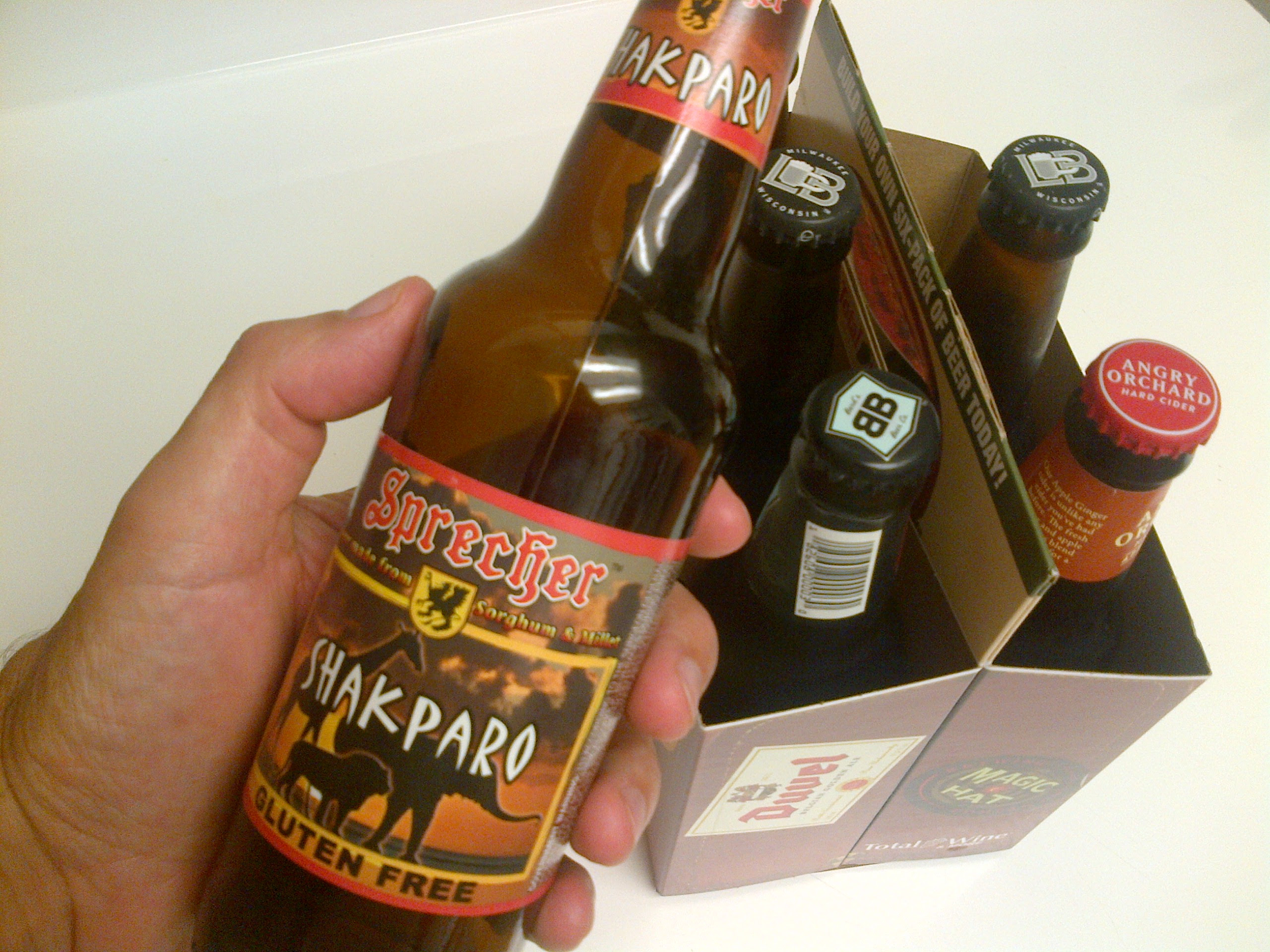 11 Gluten Free Beers (and a cider) Reviewed