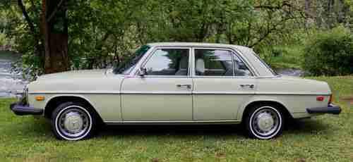 Find used 1976 Mercedes Benz 300D in West Linn, Oregon ...