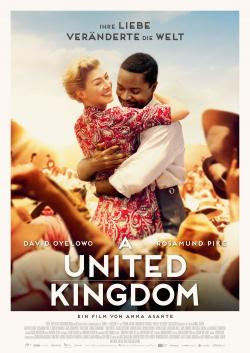 A United Kingdom Filmplakat