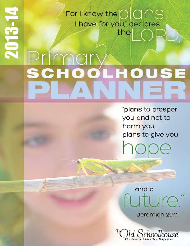 Schoolhouse Teachers Primary Student Planner