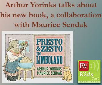 PW KidsCast: A Conversation with Arthur Yorinks