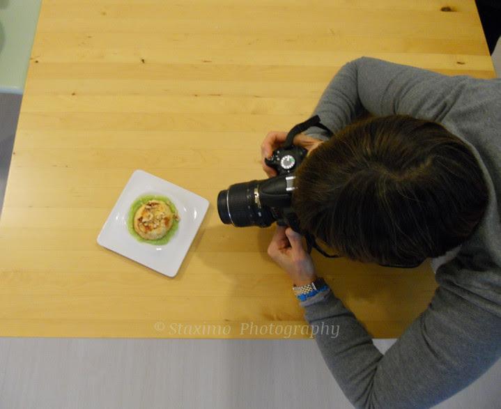 Una FoodBlogger in azione