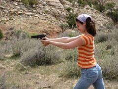 Shooting off Hwy 211 05.04.08