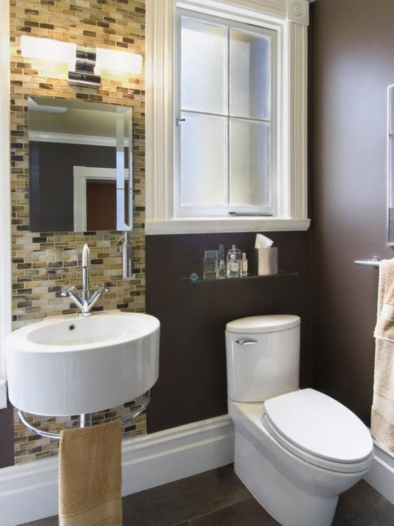 Very Small Master Bathroom Awesome With Images Of Very ...