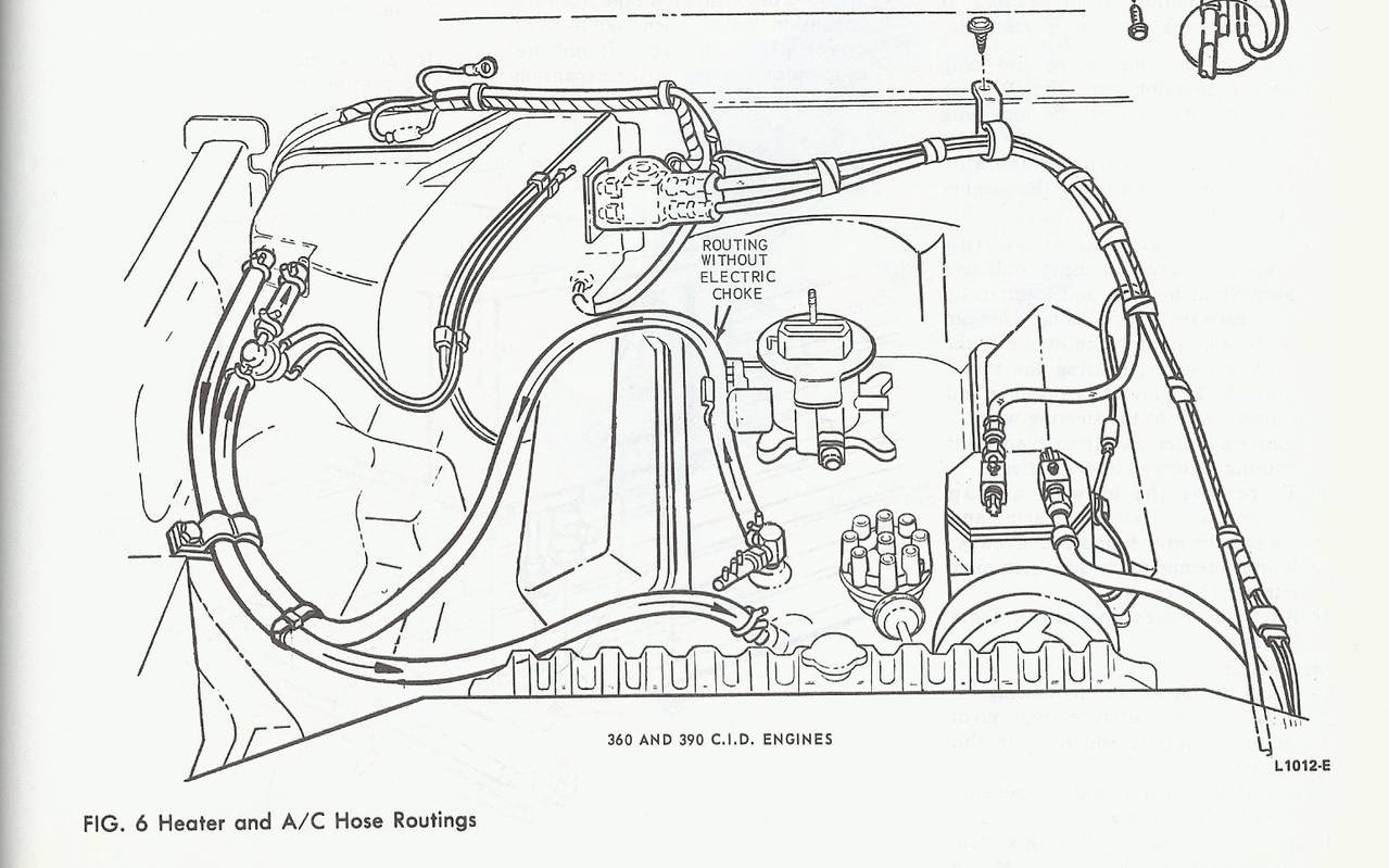 35 1999 ford expedition heater hose diagram