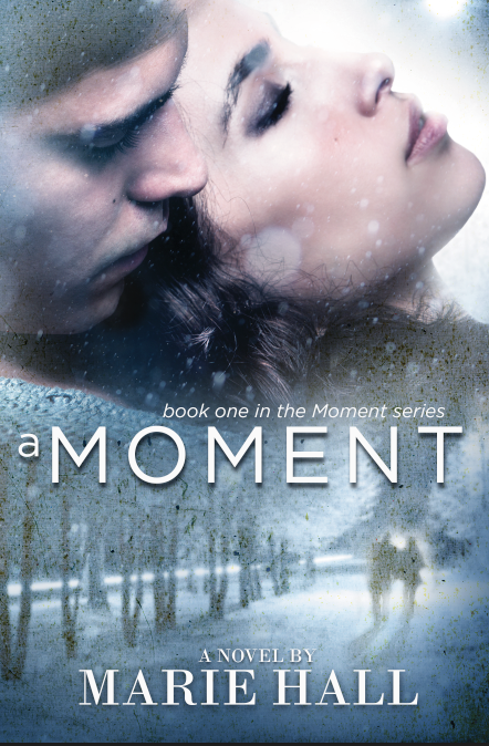 A Moment Cover - NA