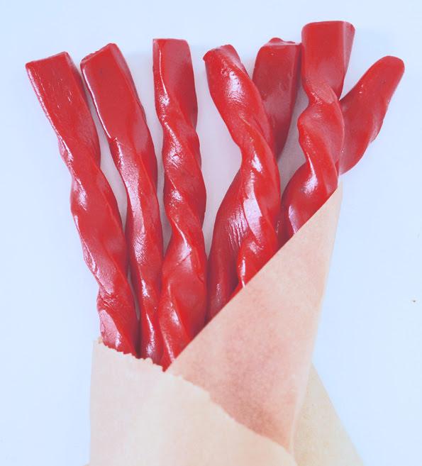 Gluten Free Red Cherry Licorice   Gluten-Free on a Shoestring
