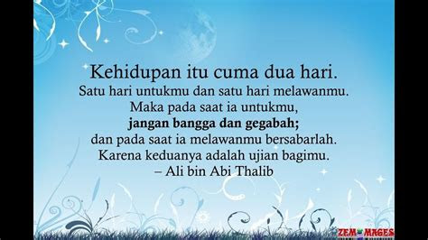 kata kata bijak islami khazanah islam