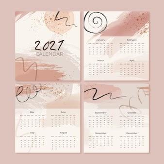 Download Kalender 2021 Hd Aesthetic / Download Template ...