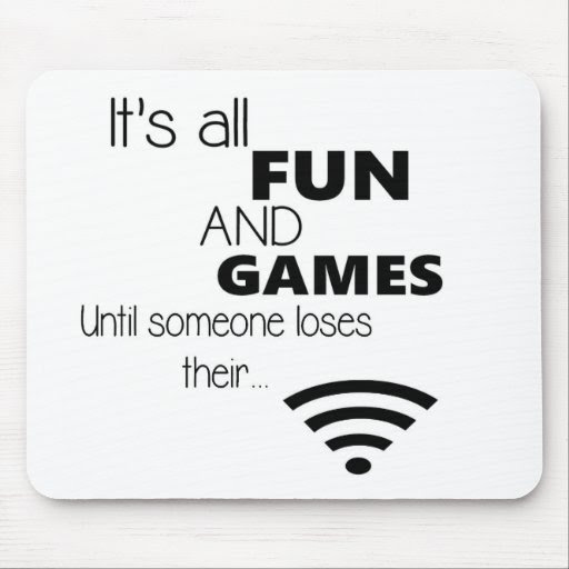 Funny Computer \/ Internet Quote Mouse Pad  Zazzle