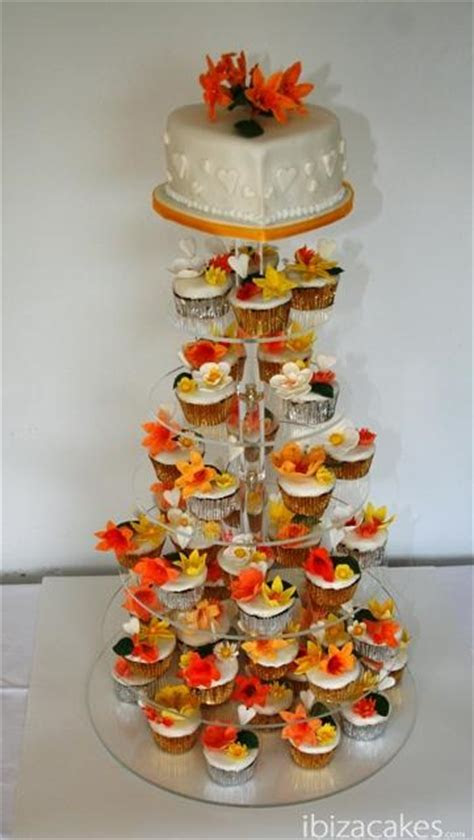Tiger Lily Cup Cakes ? Ibiza Cakes