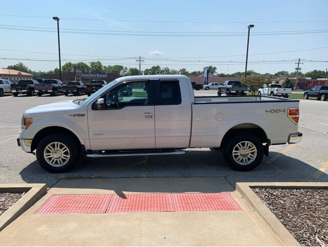 2012 Ford F 150 Lariat Supercab 65 Ft Bed 4wd