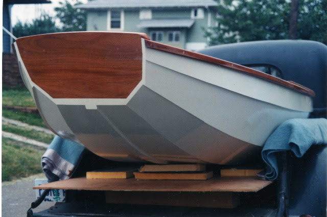 Whitehall rowing boat plans | Anny
