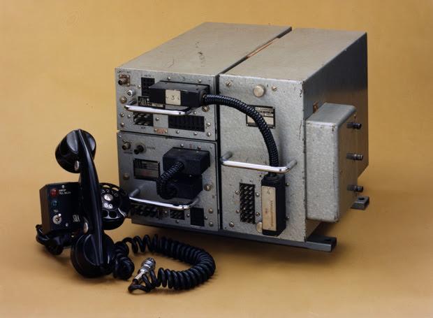 Ericsson MTA, considerado o primeiro telefone celular (Foto: Divulgação)