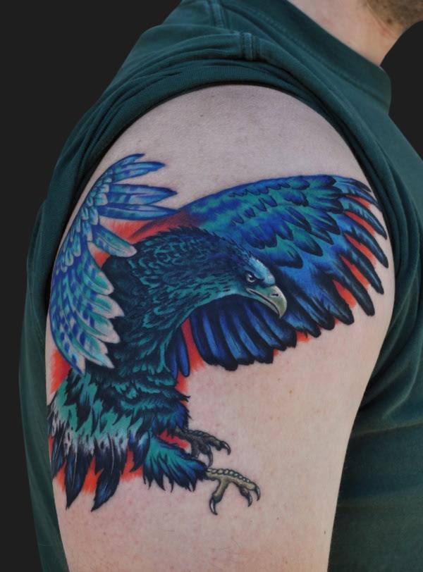 60 Incredible Eagle Tattoos Design And Ideas
