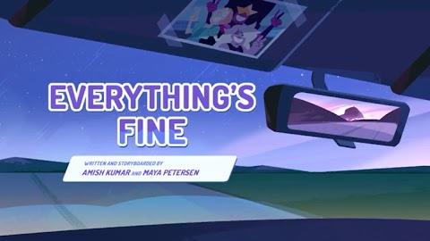 Steven Universe Future - S01E18 - Everything's Fine