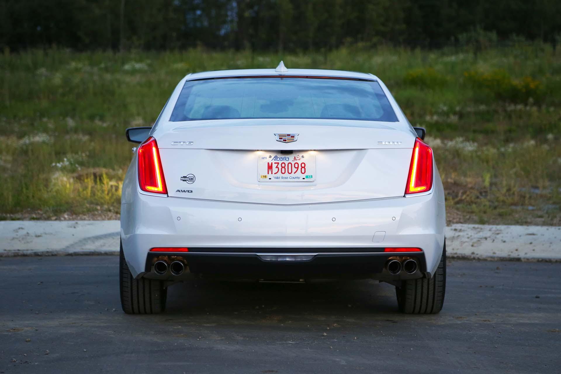 2016 Cadillac CT6 Twin Turbo Premium Luxury - Autos.ca