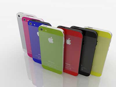 iPhone 5 as