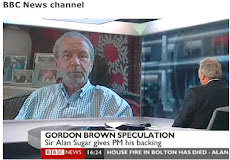 BBC news channel fronter Peter Sissons was accused of irresponsible utterance