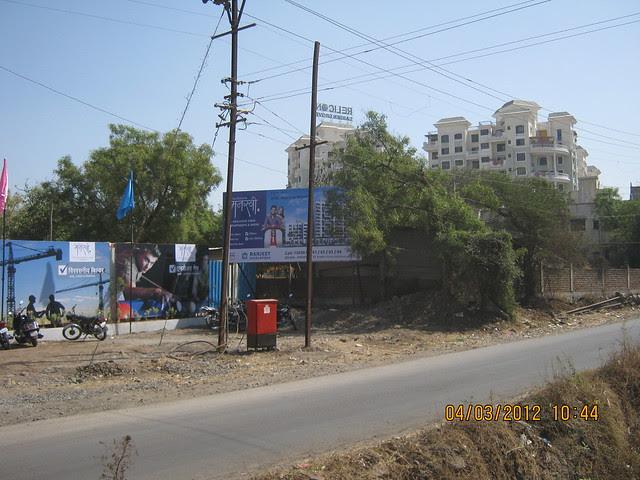 Relicon Garden Grove & site of Shri SiddhiVinayak Manswi, 2 BHK & 3 BHK Flats at Ambegaon Budruk, Pune 411046