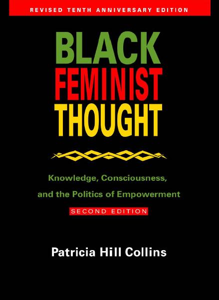 queennubian:  unabibliotecacomunitaria:  Black Feminist Thought. Knowledge,Consciousness,and thePolitics ofEmpowerment (2000) Patricia Hill Collins Libro completo, Routledge Inglés Estado de la copia: 5/5 Link de descarga:http://bit.ly/N9nSJb  on my list books to get!