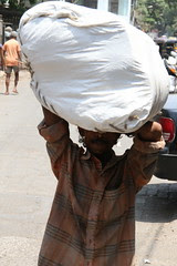 Indians Carry The Karmic Weight of Another Mans Sins by firoze shakir photographerno1