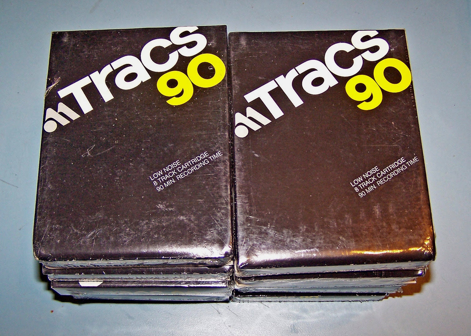 8 track tapes - deals on 1001 Blocks