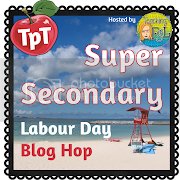 Labor Day Secondary Blog Hop