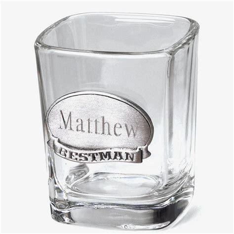 Custom Shot Glasses for Wedding Party