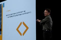 """Mark Reinhold, Technical Keynote """"Java SE"""", JavaOne 2011 San Francisco"""