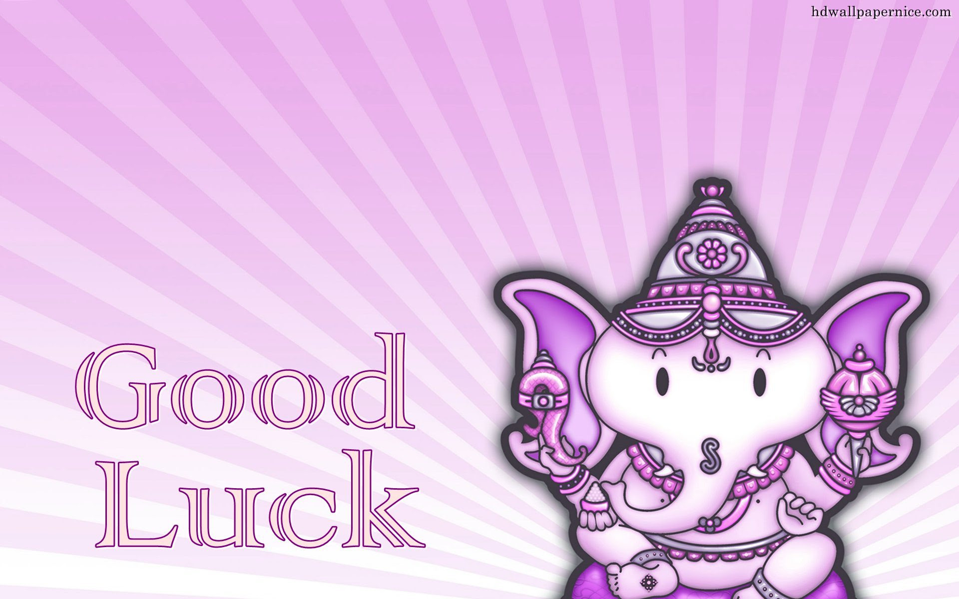 Good Luck Ganesha Pic Hd Wallpaper 03734 Wallpaperspickcom
