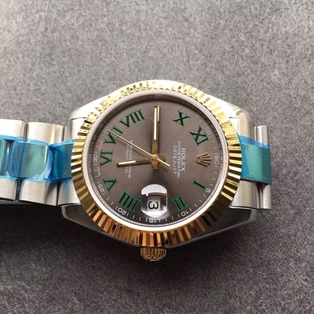 Rolex Datejust 2 116333 Two Tone Case