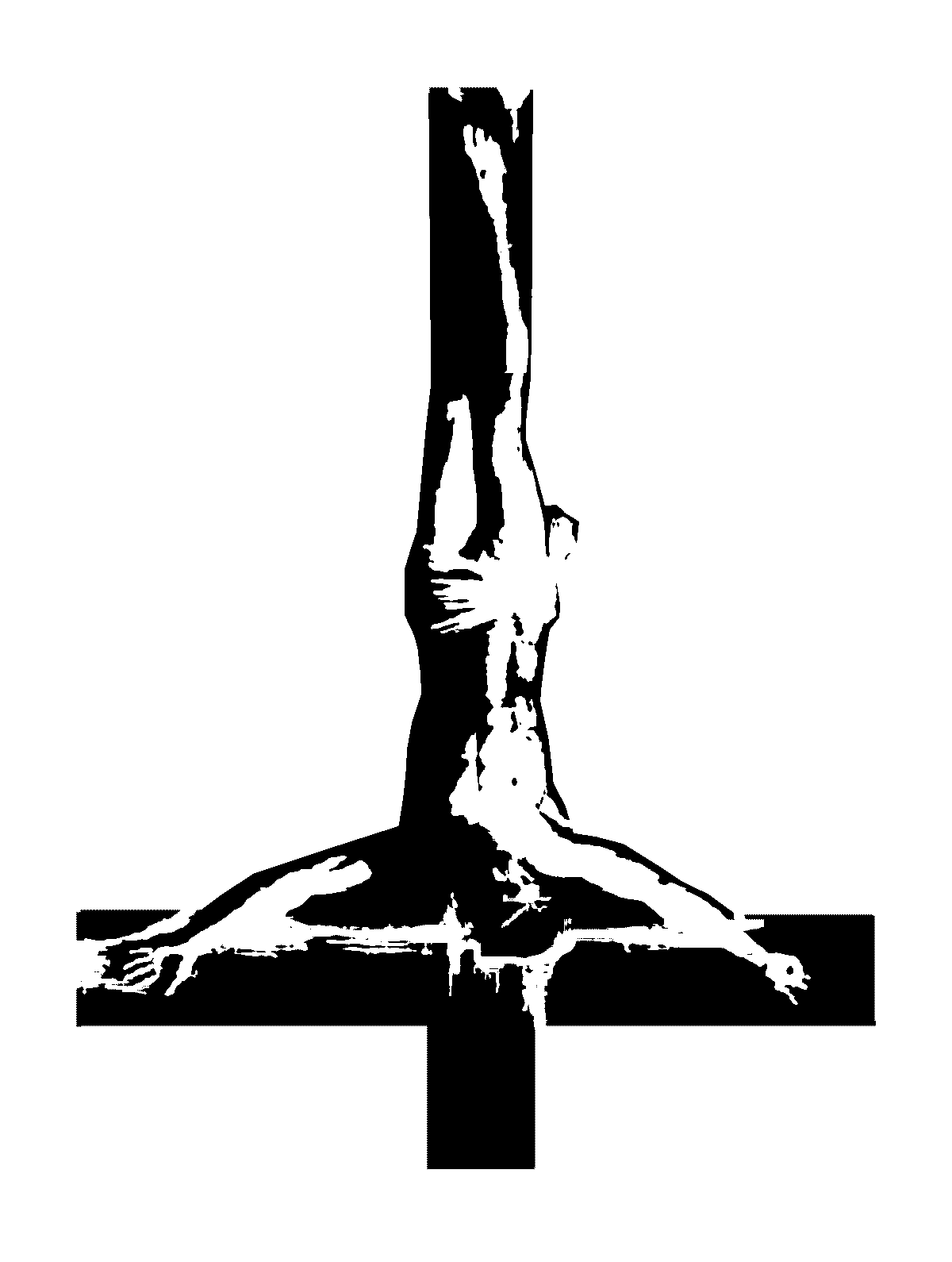 Upside Down Cross 666 Wwwimagessurecom