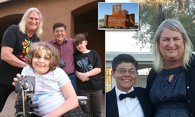An entire family of four is transgender