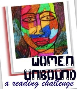 women unbound reading challenge logo photograph
