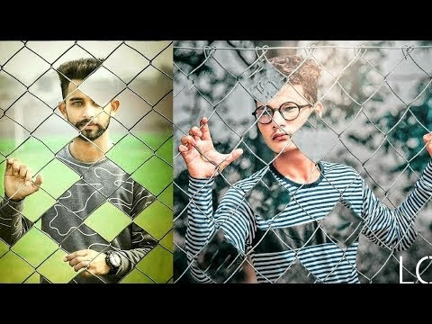 Illusion creative Picsart Editing, Amazing Tutorial, Invisible Editing 2...