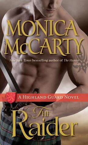 The Raider (Highland Guard, #8)