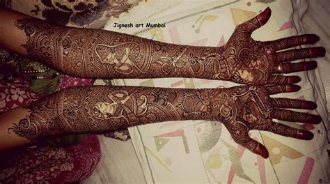 Bridal Mehndi Designs: Full Hand Mehndi Designs For Bridal