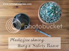 Plastic-Free Shaving Using a Safety Razor