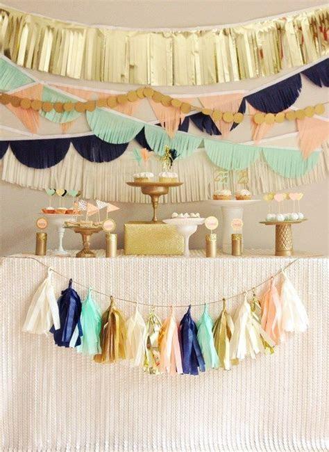 25  best ideas about Diy Party Decorations on Pinterest