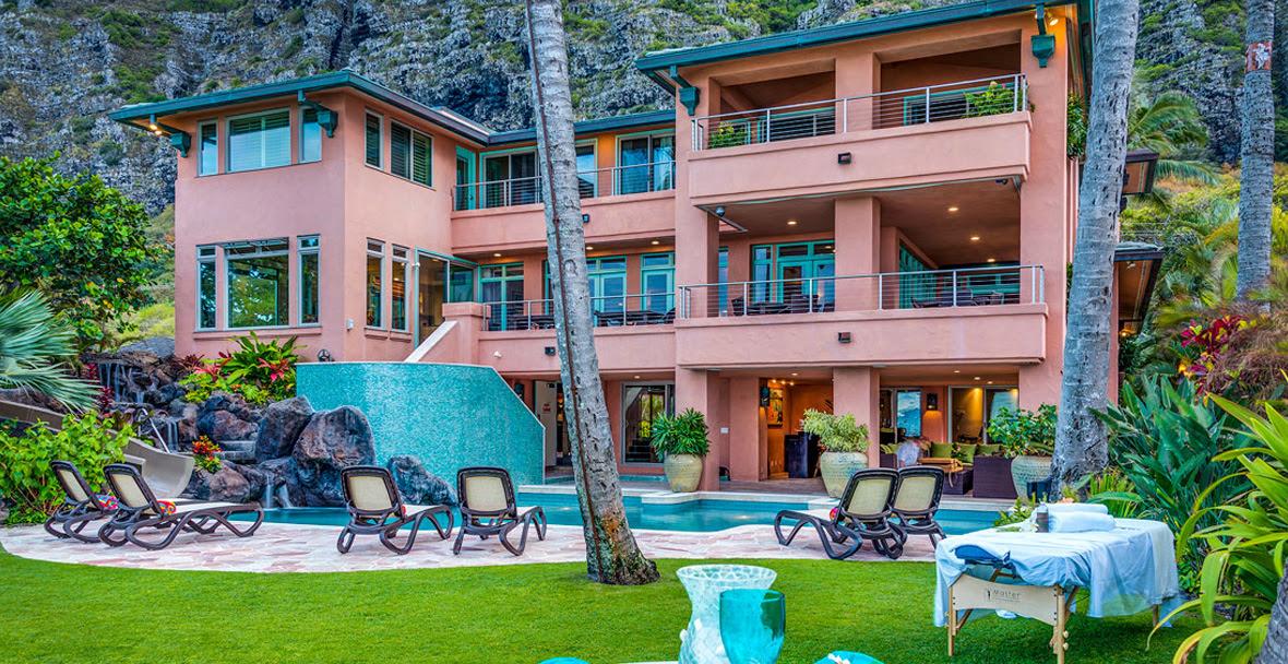 Royal Hawaiian Beachfront Estate Oahu, Hawaii, Vacation ...