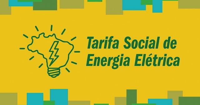 Sancionada lei da inscrição automática em Tarifa Social de Energia