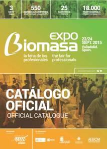 catalogo expobiomasa 2015