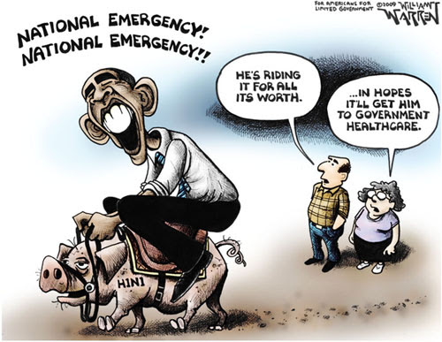 Obama's Swine Emergency
