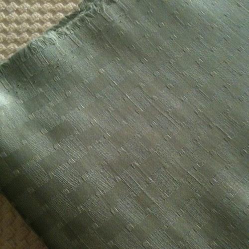 Geo Turquoise Fabric