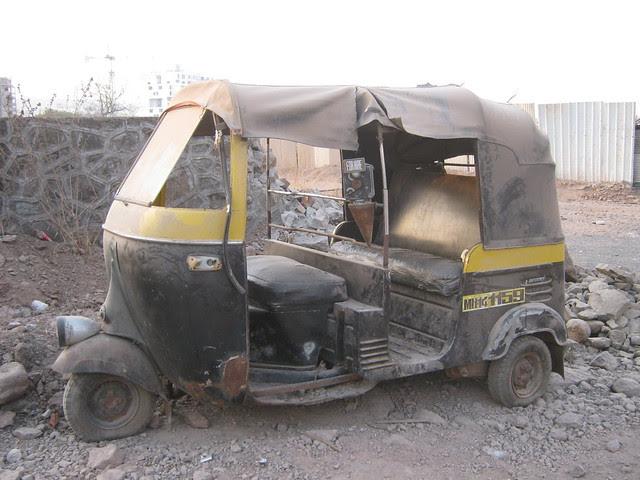 Junk Auto near Lohia Jain Group's Riddhi Siddhi, 2 BHK & 3 BHK Flats at Bavdhan Khurd, Pune 411 021